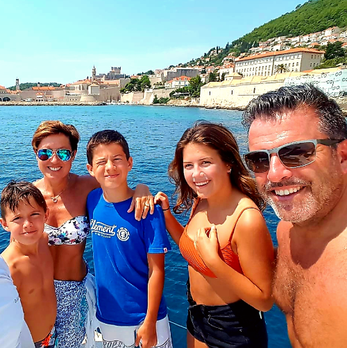 Family Sailing Holidays from €599 PP