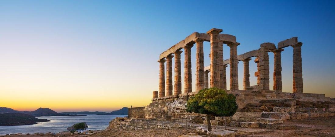cape sounion temple of poseidona afternoon tour