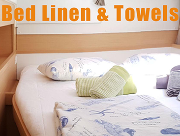 BED LINEN AND TOWELS 366 x 277 SHAN