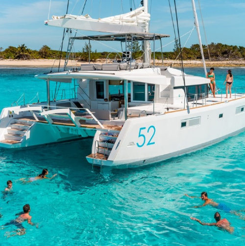 Private Yacht Tour from €599 PP