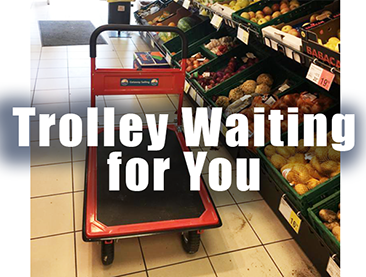TROLLEY WAITING FOR YOU 1