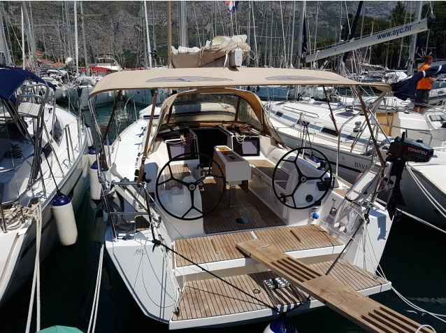 2017 Dufour 350 GL Mare