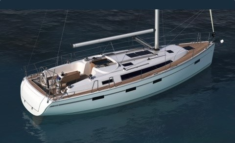 Bavaria Cruiser 41 2017 Profile
