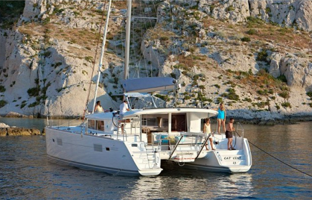 Catamarans (Up to 12 Guests)