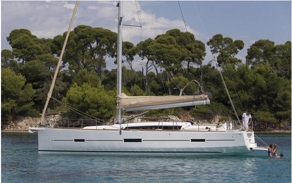 Dufour 460 Grand Large 2016 Profile
