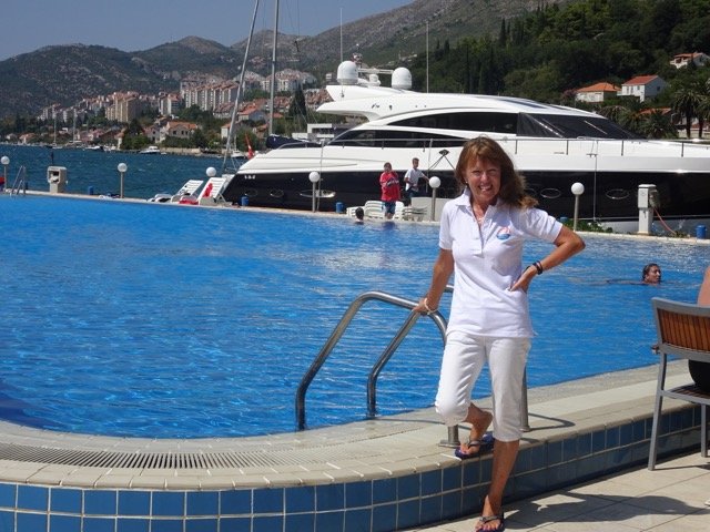 Getaway Sailing Tour Manager at ACI Marina Dubrovnik Susan