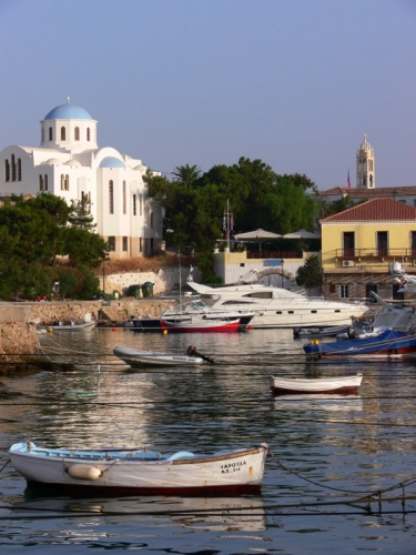 Spetses Old Harbour